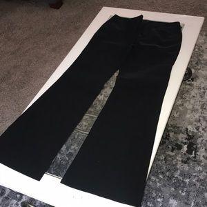 New York and Company black dress pants
